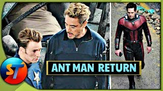 How Can Ant Man Return in Avengers - 4 ? | Explained In HINDI
