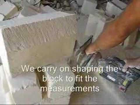 Come Costruire Un Muro In Tufo.Come Fare Un Muretto In Tufo Fai Da Te Mania