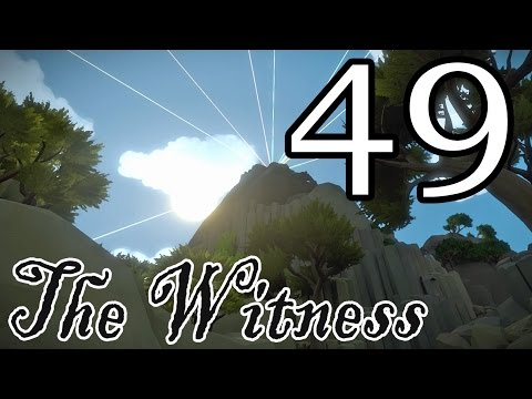 [49] The Witness - Return Of The Dreaded Color Puzzles - Let's Play Gameplay Walkthrough (PS4)