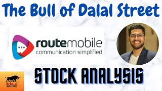Route Mobile Stock Analysis | CPaaS explained | Can Route Mobile be a Multibagger Share? (हिन्दी)