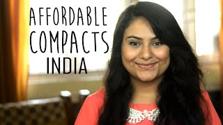Affordable Compacts in India {Delhi fashion blogger}