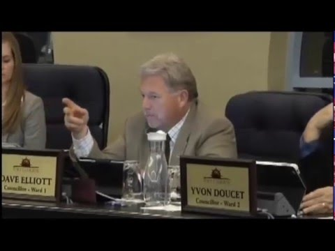 Council Recording   February 22, 2016