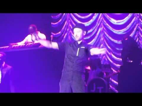 Justin Timberlake - Take Back The Night (Wireless Festival 2013)