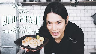 "#18 How To Cook ""LOTUS ROOT MOCHI"" Japanese Home-Style Cooking / Hiro Mizushima(水嶋ヒロ)"