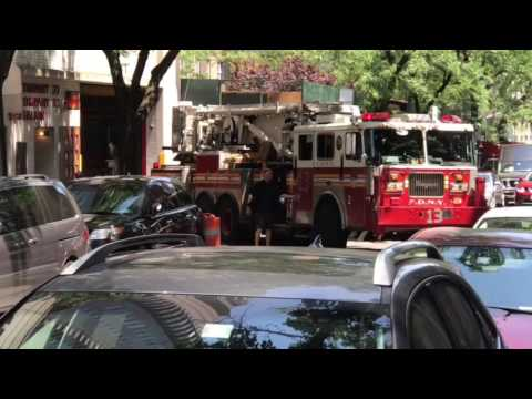 FDNY Engine 22 & Ladder 13 (Spare)...