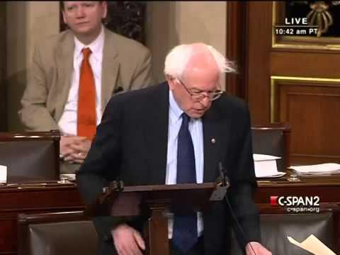 Bernie Sanders on Payday Loans (4/28/2010)