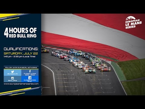 REPLAY - 4 Hours of the Red Bull Ring 2017 - Qualifications