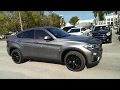 2017 BMW X6 Review and Test Drive | fillsgarage
