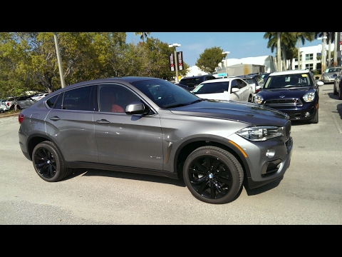 2017 BMW X6 Review and Test Drive   fillsgarage
