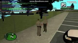 Diamond RP | Trilliant || Как правильно арестовать преступника?