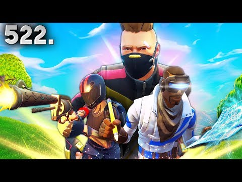 Fortnite Daily Best Moments Ep.522 (Fortnite Battle Royale Funny Moments)