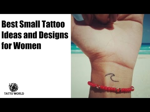 Best Small Tattoo Ideas and Designs for Women | TATTOO WORLD