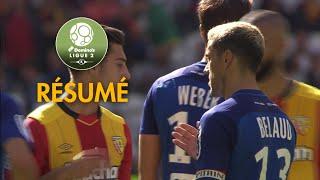 RC Lens - Stade Brestois 29 (2-4)  - Résumé - (RCL - BREST) / 2017-18