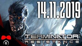 Terminator: Resistance | 14.11.2019 | Agraelus | 1080p60 | PC | CZ