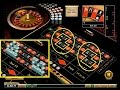 Placing roulette bets on 8 black numbers: 8, 10, 11, 13, and the 26, 28, 29, 31.