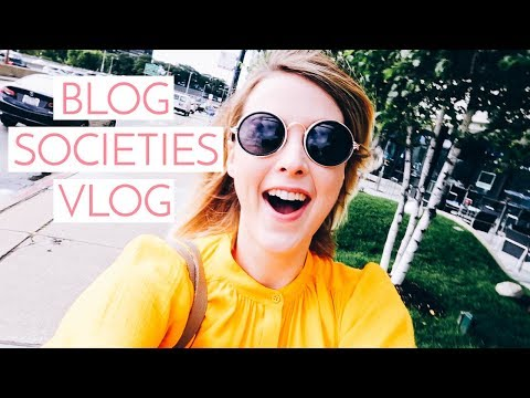 THE BLOG SOCIETIES CONFERENCE IN CHICAGO