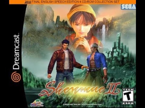 The legacy continues! The sequel! Shamwow 2 BIG TROUBLE! [Shenmue 2] (Also on Picarto and Twitch)