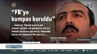 FETÖ'nün avukatı Fenerbahçe'ye şike kumpası kurulduğunu itiraf etti