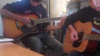 Forever - Boyce Avenue/Chris Brown Cover (acoustic)