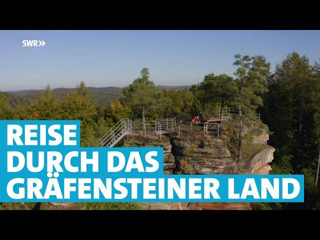 Tief im Wald - Die Pfalz und das Gräfensteiner Land
