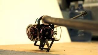 The Penn Jerboa: Tailed Hopping Robot