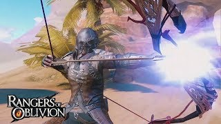 Rangers of Oblivion - Ranger Gameplay (Android / iOS )