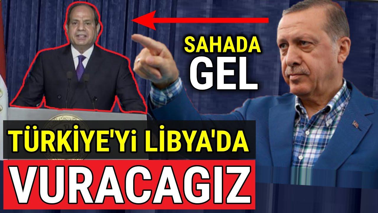 SiSi TÜRKİYE'Yi VURACAKMIŞ..!!!  SİSİ KAŞINIYOR...!!!