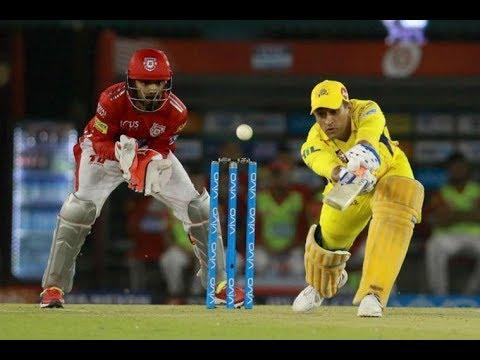 CSK vs KXIP IPL MTACH 2018 | Mohali Stadium | vlog-2