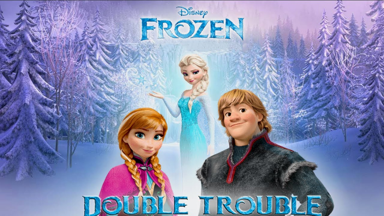 Frozen Double Trouble - Online Game - Play 4 Free!
