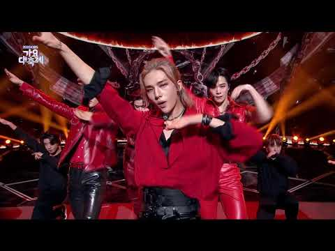 Special Stage: 9800 - Hard Carry(Original: GOT7) [2020 KBS Song Festival / 2020.12.18]
