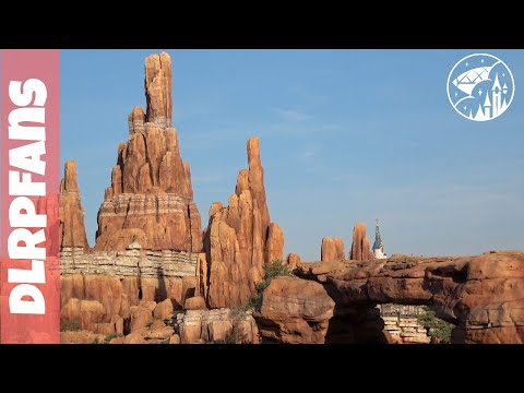 Big Thunder Mountain Attraction Special Disneyland Paris