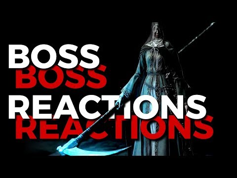 Boss Reactions | Dark Souls 3 | Sister Friede