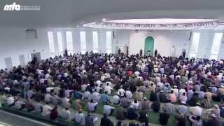 MTA Journal - Offene Moscheen in Deutschland  - Lichtbrücke Remagen - National Ijtema Deutschland
