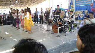 Garo gospel- Chuat chuat angni Jisuko.Uploaded by Sundaybirth R. Marak