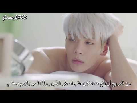 JONGHYUN Love Is So Nice [Arabic Sub] JongKey MV