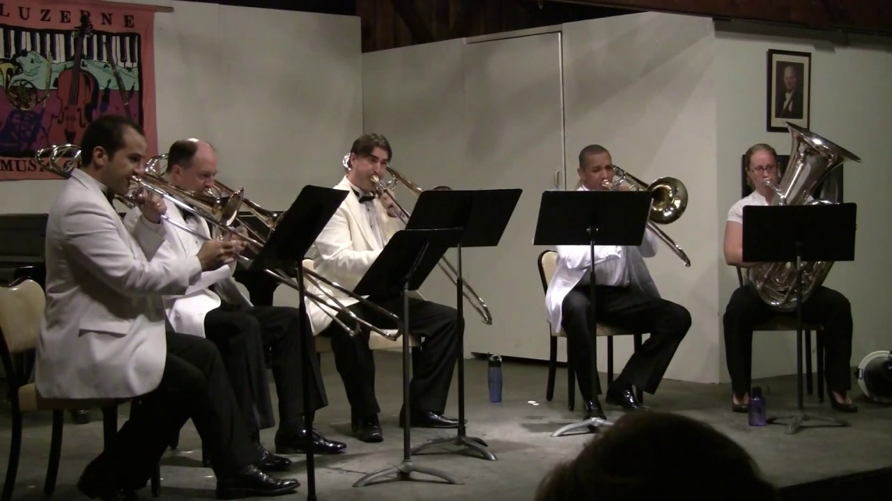 8d251f6659 Low Brass Project plays Psalm by C. Gates