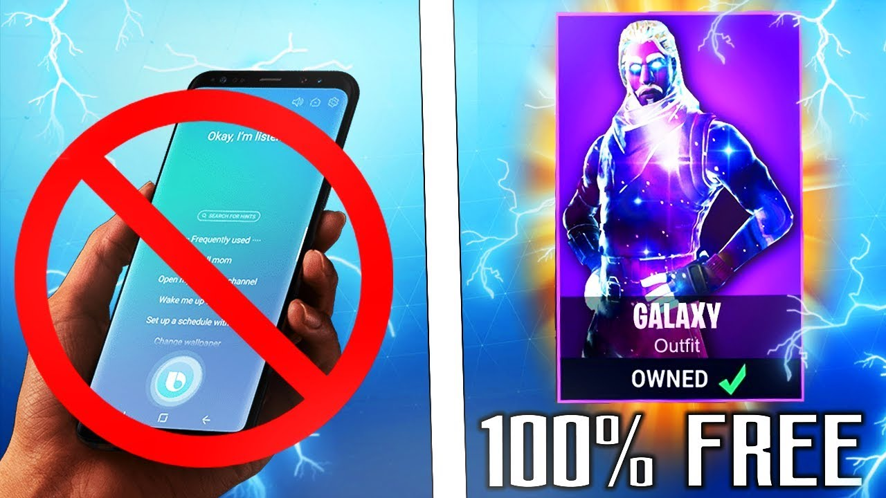 How To Get Galaxy Skin For 100 Free No Phone Needed Free
