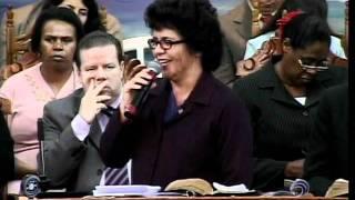 MEFIBOSETE - MISSIONÁRIA CÁTIA LIMA - PREGAÇÃO COMPLETA