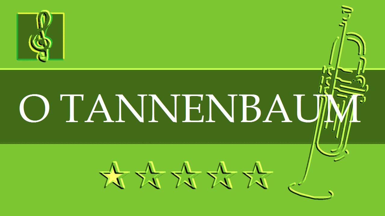 Trumpet Guitar Duet Christmas Song O Tannenbaum Sheet Music