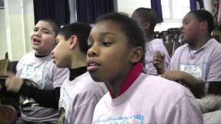 "PS22 Chorus ""Hall Of Fame"" The Script feat. will.i.am"