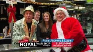 Get 20% More This Christmas At Royal Pawn Shop Chicago!