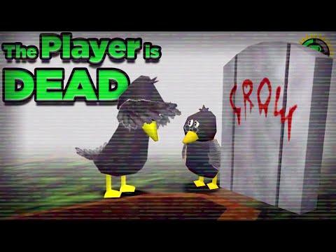 Game Theory: Beware Crow 64 c̸̛̊rO̵̼̮͐̄́̀͘W̴̘̪͈̆ 6̵̓͛͒4̴̈͗̃̋ c̶̾́́̀̑Ȑ̸̲̪̅͘O̶w̵̄̀̆̅̕͝ 6̴̞̓̒̈́̇4̶̩̘͗͌̉ - The Game Theorists