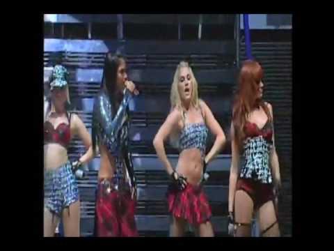 The Pussycat Dolls -Full Doll Domination World Tour Live in Birmingham