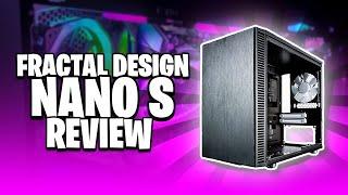 fractal design define nano s the best itx case