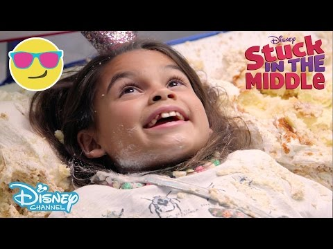 Stuck in the Middle | Stuck In The Store: Operation Cake | Official Disney Channel UK
