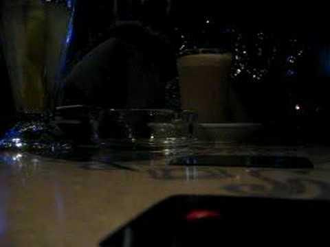 Coffee with Simon at Eden 2006