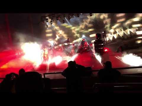 Modest Mouse Red Rocks, Morrison, Co. 5-13-18. Full show.
