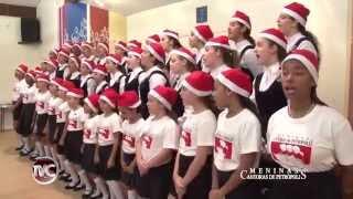 FELIZ NATAL / MERRY XMAS - Meninas Cantoras de Petrópolis