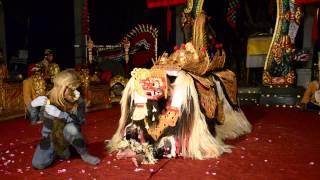 Barong and Rangda Ubud Bali Indonesia May 23