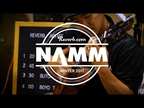 Jake Shimabukuro Talks Ukulele and Plays Eleanor Rigby at NAMM 2017